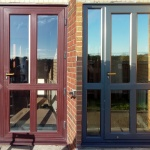 uPVC Door Colour Change