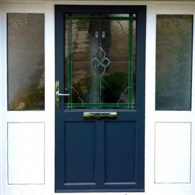 uPVC Door Spraying Service Southsea