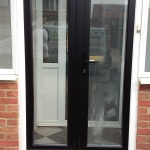 French Doors After