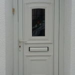 uPVC Door Before