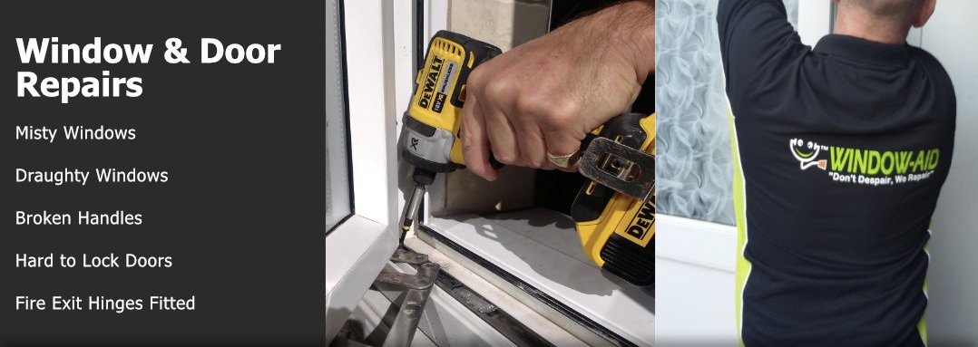Double Glazing Repairs 2